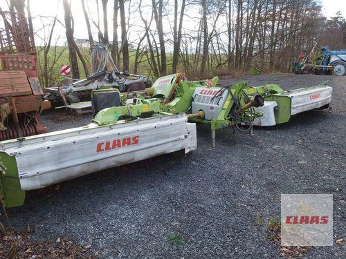Claas Disco 8600 C Year of Build 2009 Hartmannsdorf