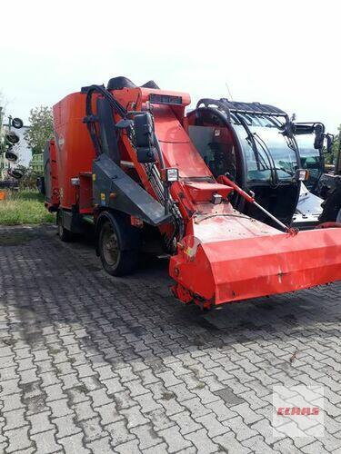 Kuhn Futtermischwagen Spv 14 Comfor Anul fabricaţiei 2013 Hartmannsdorf