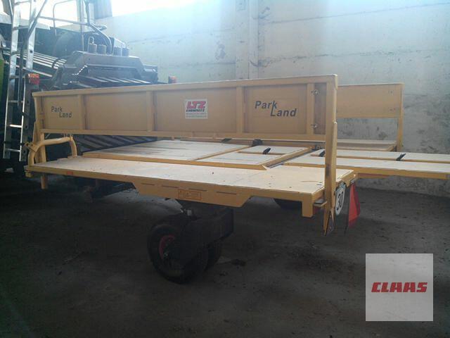 Sonstige/Other Agromaster 325 Ballensammelwagen