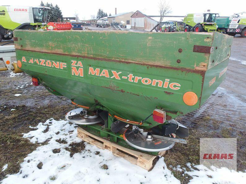 Amazone ZA-M Max-tronic
