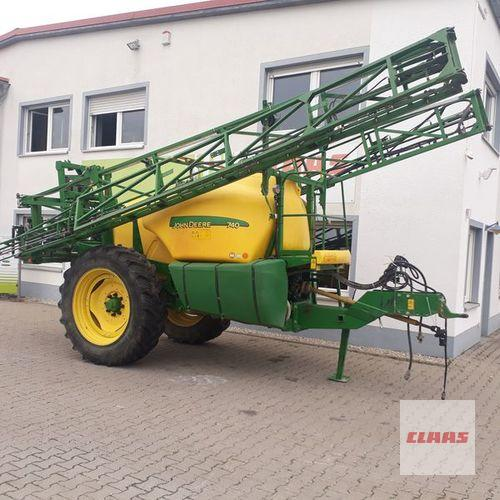 John Deere 740 Rok produkcji 2011 Vohburg