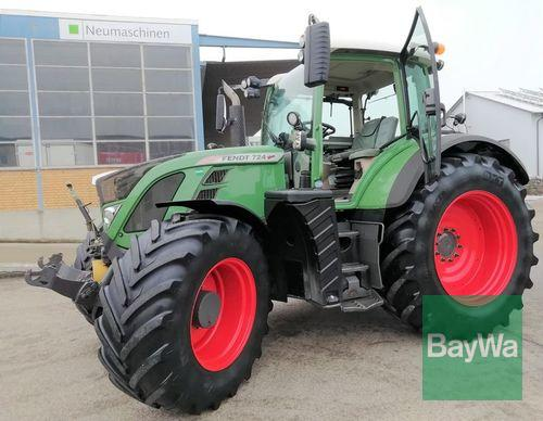 Fendt 724 Vario SCR Profi Plus Year of Build 2014 Obertraubling