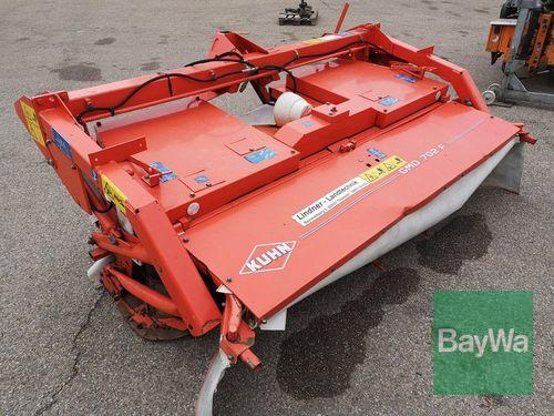 Kuhn GMD 702 F Year of Build 2006 Obertraubling