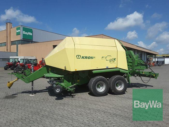 Krone BIG PACK 127 VFS MC