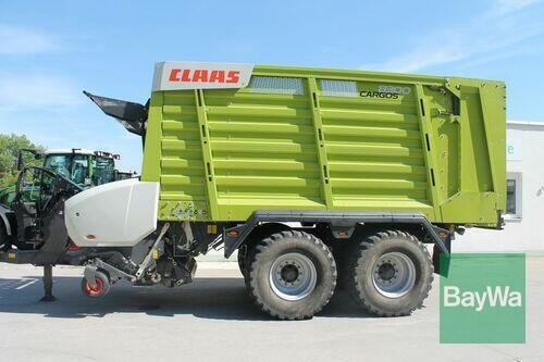 Claas Cargo 8300 Bouwjaar 2016 Straubing