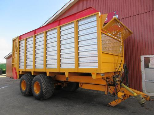 Veenhuis VSW 2040 - 42m3 frakørselsvogn