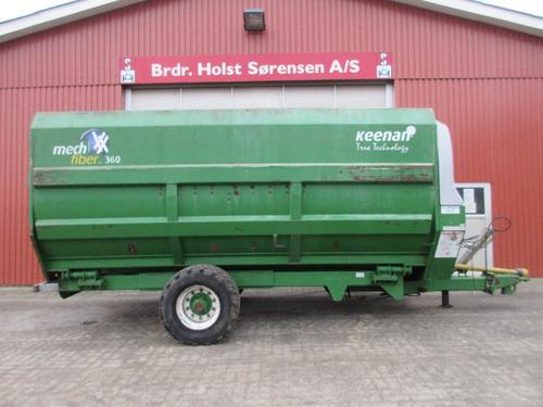 Keenan Mf 360 (20m3) Year of Build 2009 Ribe