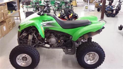 Kawasaki KFX700 QUAD