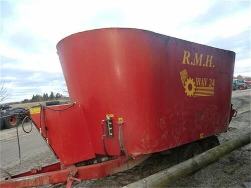 RMH Wav 24 Año de fabricación 2006 Ribe