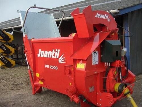 Jeantil Hhb-Pr-2000r Gt Baujahr 2015 Ribe