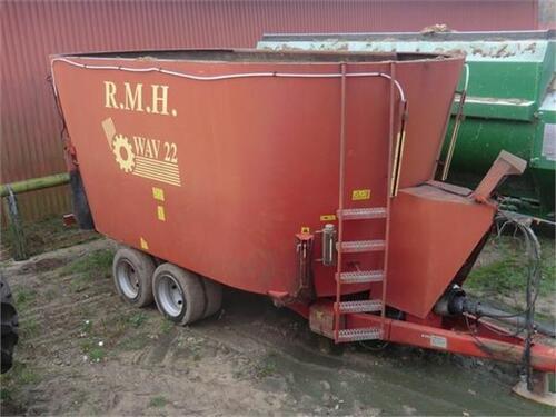 RMH Waw 22 Año de fabricación 2006 Ribe
