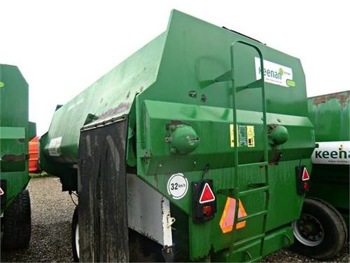Keenan Fp 200 Year of Build 2005 Ribe