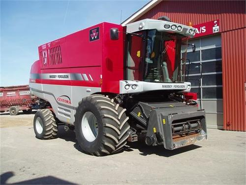 Massey Ferguson 7282 Centora AL Year of Build 2009 Ribe