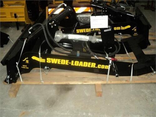 Swedeloader Mach 2 1400 Kg Baujahr 2012 Ribe