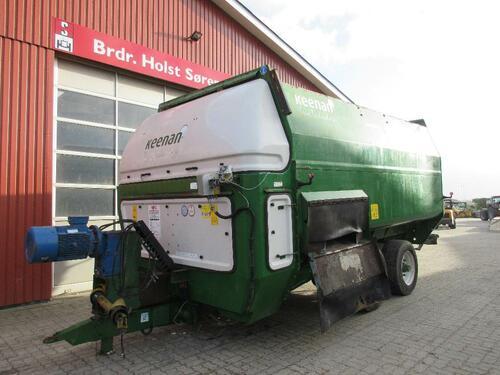 Keenan Mf400 28m3 Рік виробництва 2011 Ribe