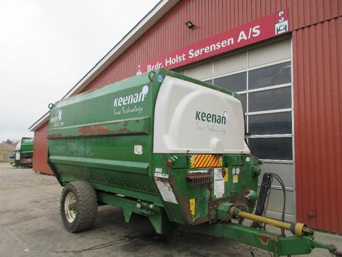 Keenan Mf340 (17m3) Year of Build 2011 Ribe