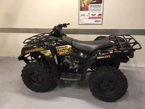 Kawasaki BRUTE FORCE 650 4X4 ATV