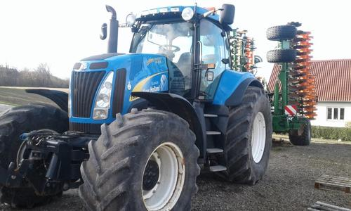 New Holland T 8050