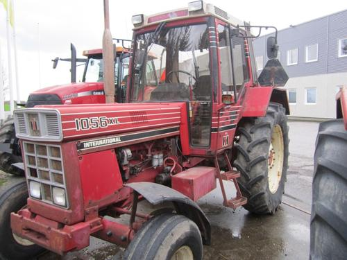 Case IH 1056 XL Tjele