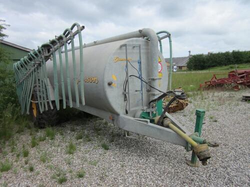 Samson 12 Tons Galvaniseret - 12-16 Meter Baujahr 2001 Aarup