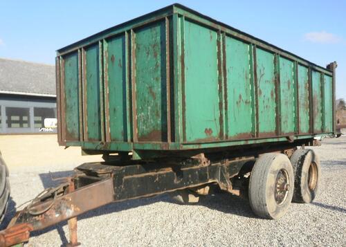 12 tons -Lastbil tipvogn
