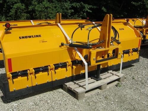 Snowline Ngs 3210 Sneplov Rok produkcji 2012 Slangerup