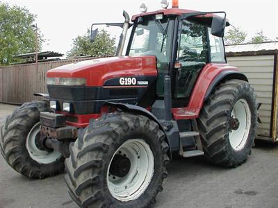 New Holland G190