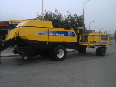 New Holland Bb940rc M. Spragelse Billund