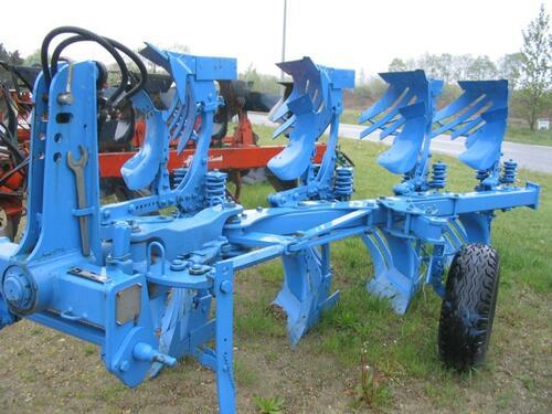 Lemken EurOpal 6 X 4 L 90 Année de construction 2002 Brande