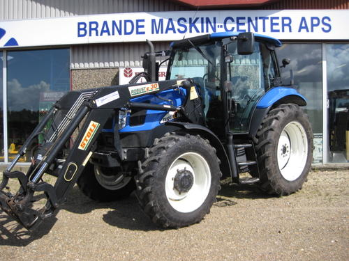 New Holland TS 100 Baujahr 2005 Brande