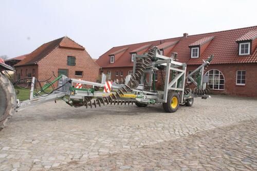 Kelly 9000 Année de construction 2014 Skærbæk