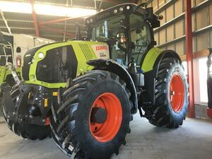 Traktor Claas AXION 870 CMATIC Bild 0