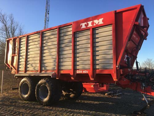 TIM Gsv 40+ Year of Build 2016 Aalborg