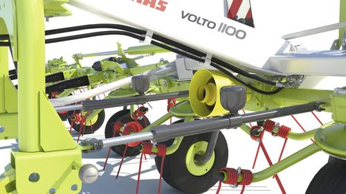 Claas Volto 1100 P Aalborg
