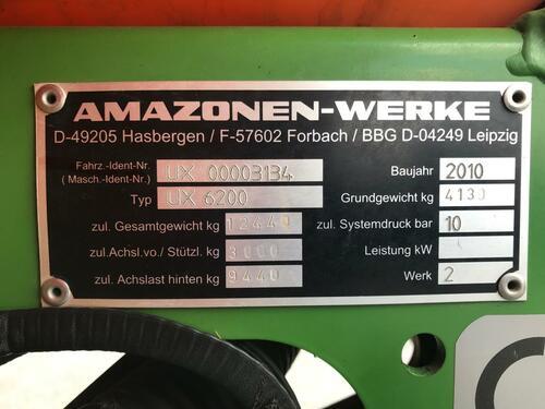 Amazone UX 6200 30 M