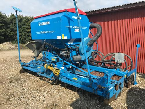 Lemken Solitair 9/400-DS 125