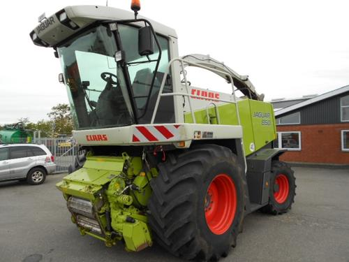Claas Jaguar 850 m/380 HD PU