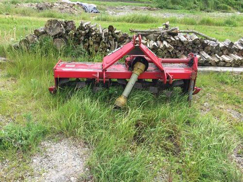 Traktorfræser 200