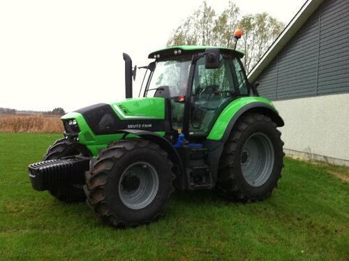 Deutz-Fahr Agrotron 6140 Classic Baujahr 2014 Brønderslev
