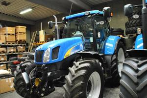 New Holland - T6050