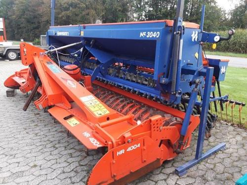 Kuhn Hr 4004 D Year of Build 2013 Suldrup