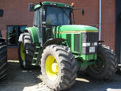 John Deere 7700 Year of Build 1996 Suldrup