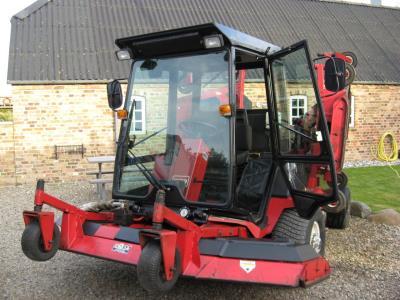 Toro Groundmaster 580