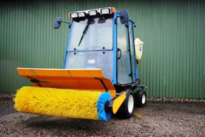 New Holland CM274
