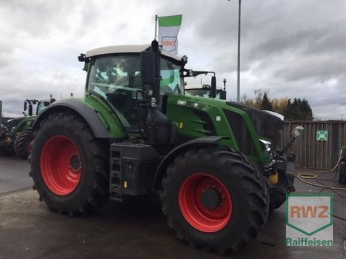 Fendt 828 Vario S4 Year of Build 2017 Schwalmtal-Waldniel