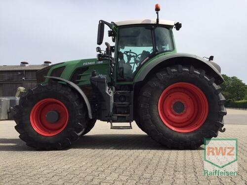 Fendt 828 Vario S4 Año de fabricación 2015 Accionamiento 4 ruedas