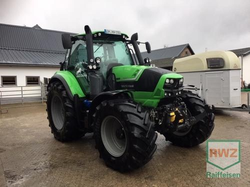 Deutz-Fahr Agrotron 6180 Årsmodell 2016 4-hjulsdrift