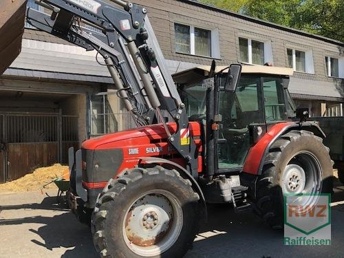 Same Silver 100.6 Front Loader Year of Build 2001