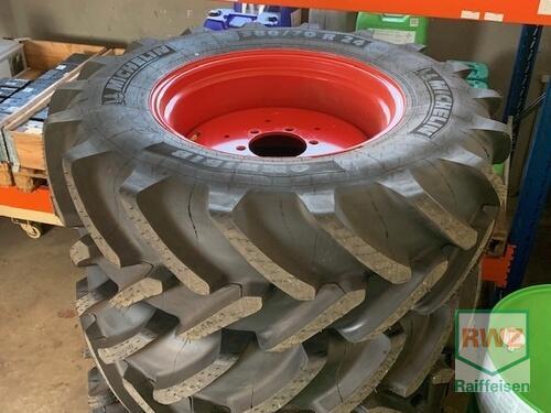 Fendt Michelin Omnibib 380/70r Year of Build 2020 Wintrich