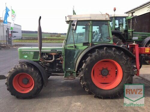 Fendt Farmer 275 S Год выпуска 1993 Привод на 4 колеса
